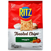 Nabisco Wheat Thins Veggie Toasted Chips