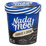 NadaMoo! Cookies & Creme Dairy-Free Frozen Vegan Dessert