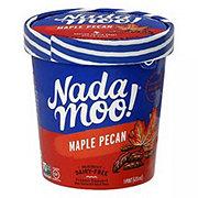 NadaMoo! MMM...Maple Pecan Frozen Vegan Dessert