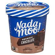 NadaMoo! Organic Gotta Do Chocolate Dairy-Free Frozen Vegan Dessert