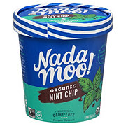 NadaMoo! Organic Lotta Mint Chip Dairy-Free Frozen Vegan Dessert