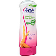 Nair Aloe And Lanolin Hair Remover Lotion For Legs And Body