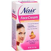 Nair Moisturizing Face Cream Hair Remover