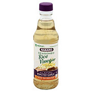 Nakano Roasted Garlic Seasoned Rice Vinegar