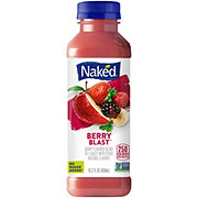 Naked Juice Berry Blast 100% Juice Smoothie