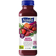 Naked Juice Berry Veggie Machine Smoothie