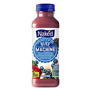 Naked Juice Boosted Blue Machine 100% Juice Smoothie
