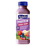 Naked Juice Double Berry Protein Smoothie