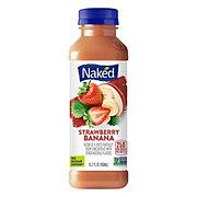 Naked Juice Strawberry Banana Smoothie