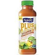 Naked Juice Vitamin D Plus 100% Juice Smoothie