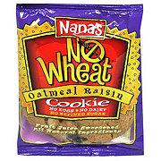 Nanas No Wheat Oatmeal Raisin Cookie