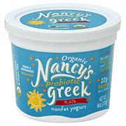 Nancy's Nonfat Plain Greek Yogurt