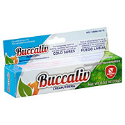Nartex Buccaliv Cold Sores Cream