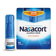Nasacort Allergy 24 Hour Multi-Symptom Nasal Allergy 60 Sprays