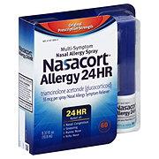 Nasacort Children's Allergy 24 Hour Multi-Symptom Nasal Allergy