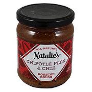 Natalies Salsa Chipotle Flax & Chia