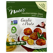 Nate's Garlic & Pesto Mediterranean Bites