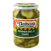 Nathan's Kosher Dill Chips