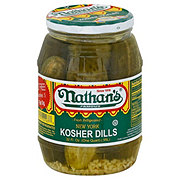 Nathan's New York Kosher Dills