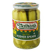 Nathan's New York Kosher Spears