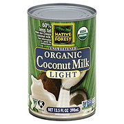 Native Forest Organic Coconut Milk Light