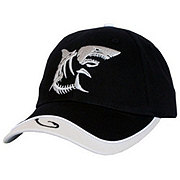 Native Sun Sports Black/Silver Shark Cap
