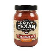 Native Texan Medium Fire Roasted Salsa