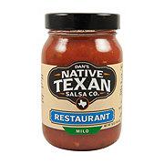 Native Texan Mild Restaurant Style Salsa