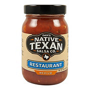 Native Texan Restaurant Style Salsa
