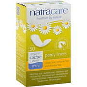 Natracare Breathable Natural Panty Liners