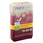 Natracare Maxi Pads, Regular