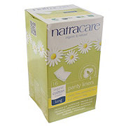 Natracare Organic & Natural Cotton Cover Long Panty Liners