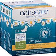 Natracare Regular Natural Ultra Pads