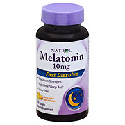 Natrol Melatonin 10 mg Fast Dissolve Citrus Punch
