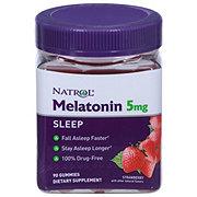 Natrol Melatonin Gummies 5mg, Strawberry