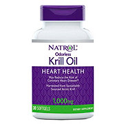 Natrol Odorless Krill Oil 1000 mg