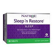 Natrol Sleep'N Restore Supplement