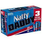 Natty Daddy Beer 12 oz Cans