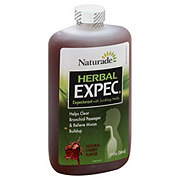 Naturade Herbal Expectornat With Guaifenesin Cherry Flavor