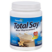 Naturade Vanilla Total Soy Meal Replacement Powder