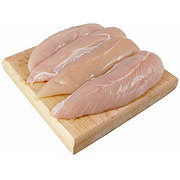 Natural Chicken Grade A Breast Tenderloin