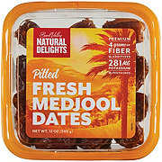 Natural Delights Pitted Medjool Dates