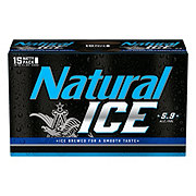 Natural Ice 12 oz Cans