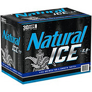 Natural Ice Beer 12 oz Cans