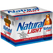 Natural Light Beer 12 oz Bottles