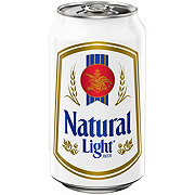 Natural Light Beer 6 PK  Cans