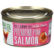 Natural Sea Premium Pink Alaskan Salmon