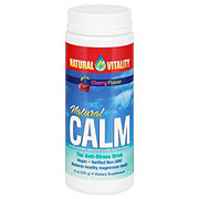 Natural Vitality Natural Calm Anti-Stress Cherry Flavor Drink