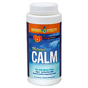 Natural  Vitality Natural Calm Anti-Stress Drink Orange