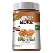 Naturally More Crunchy Peanut Butter